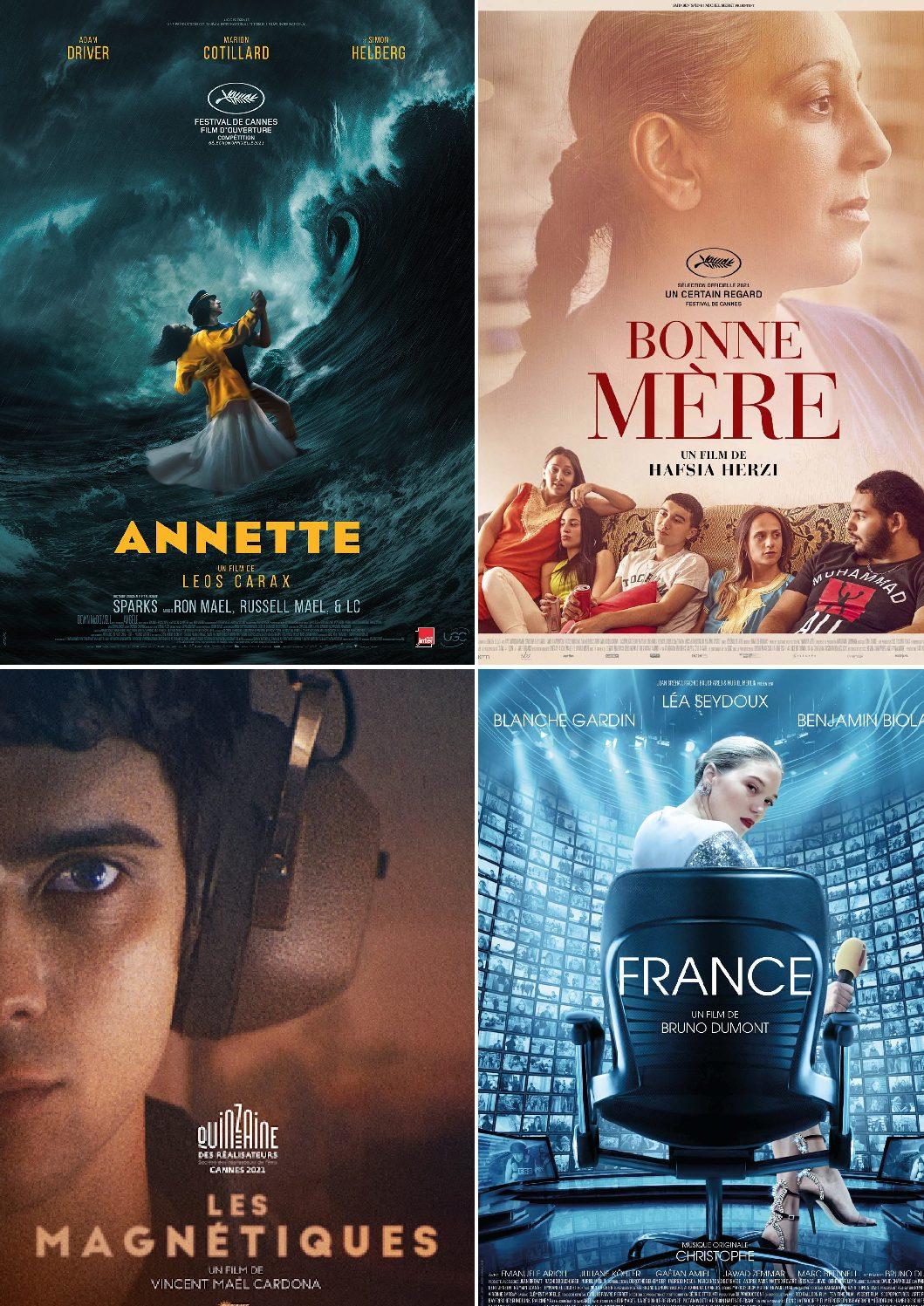 Festival de Cannes 2021 : Record battu pour les SOFICA Cinémage !